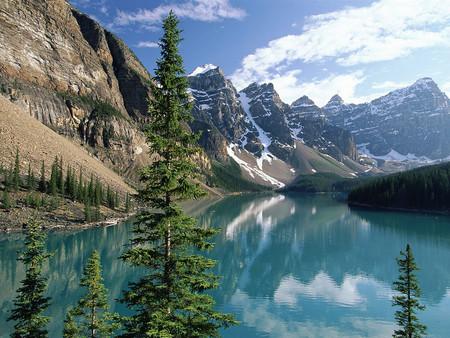 Valle diez picos Canadá