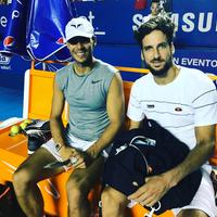 Feliciano López sigue a lo suyo, que es el tenis