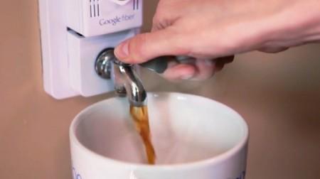 Autopistas de la cafeinización, la broma de Google que muchos querrían fuera realidad