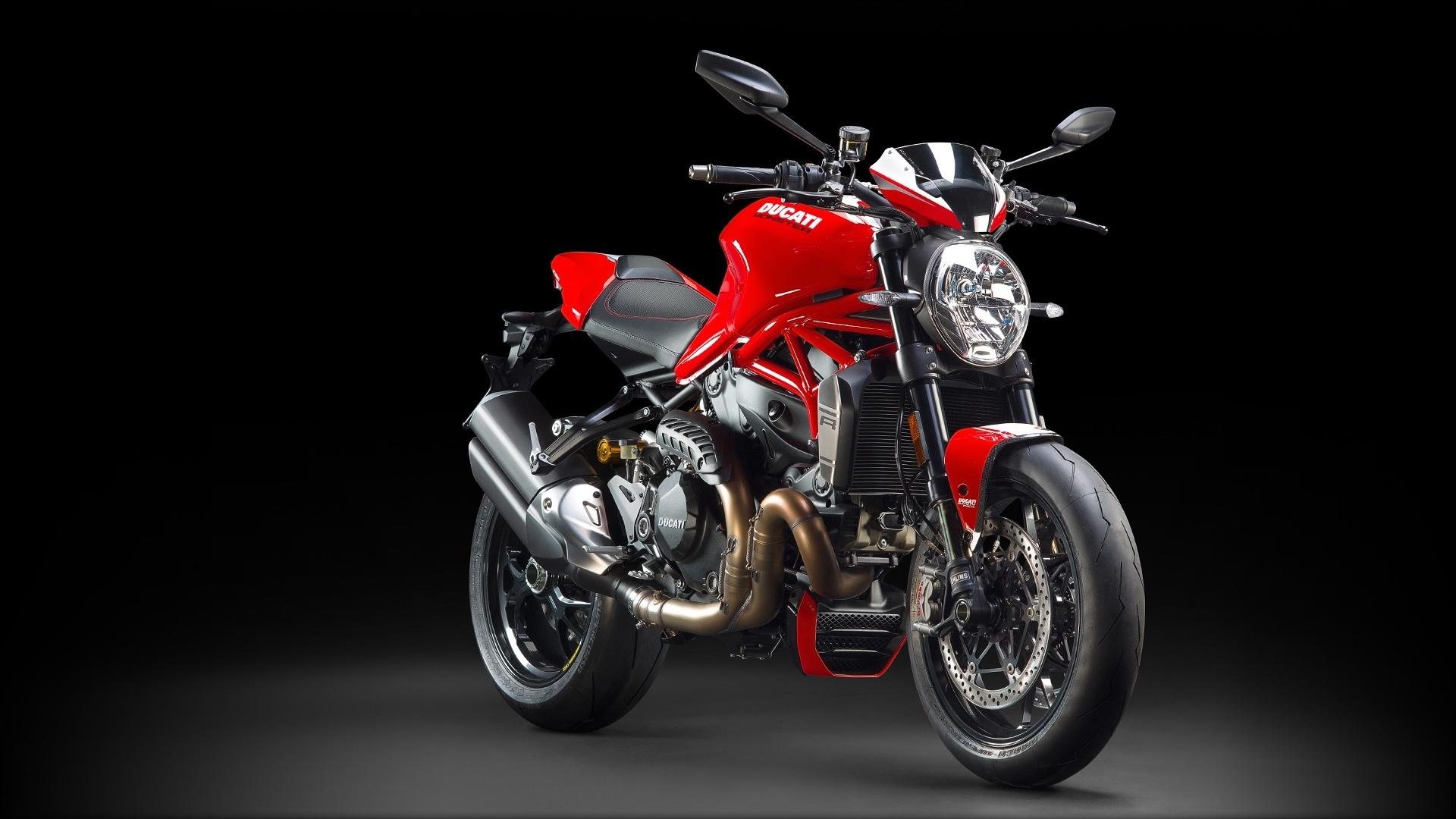 Foto de Ducati Monster 1200 R (26/30)