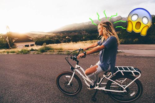 La bici hay que usarla con cabeza. ¡Y con estilo!