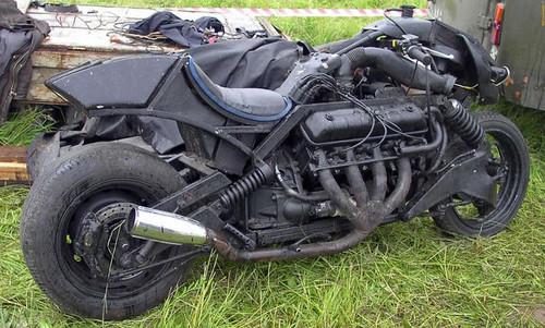 Foto de Ghost Rider a la rusa (5/10)