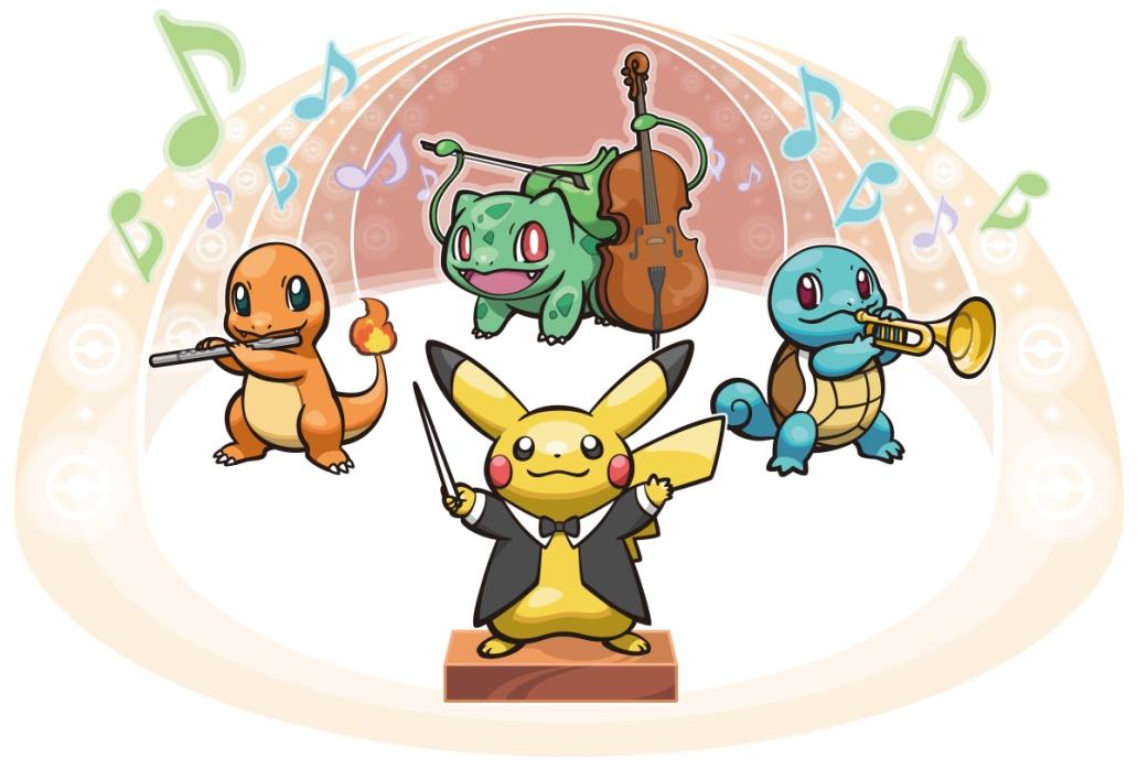 LLEGA A CHILE: Pokémon sinfónico deleitará a miles en el día del niño - Imagen 3