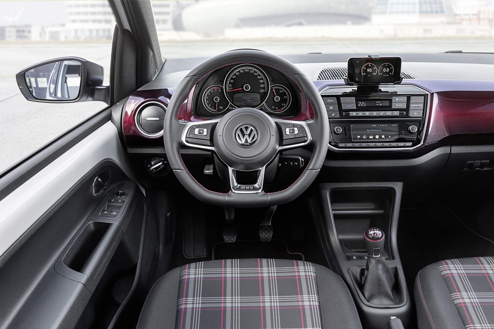 Foto de Volkswagen Up! GTI 2018 (4/8)