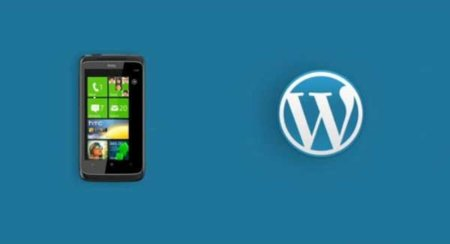 Wordpress también llega a Windows Phone 7