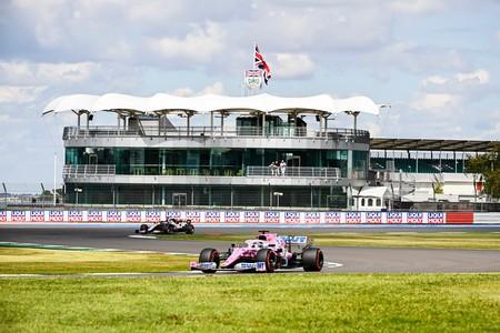 Stroll Silverstone F1 2020 2