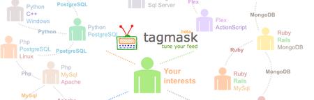 Mantente informado de lo que te interesa con Tagmask