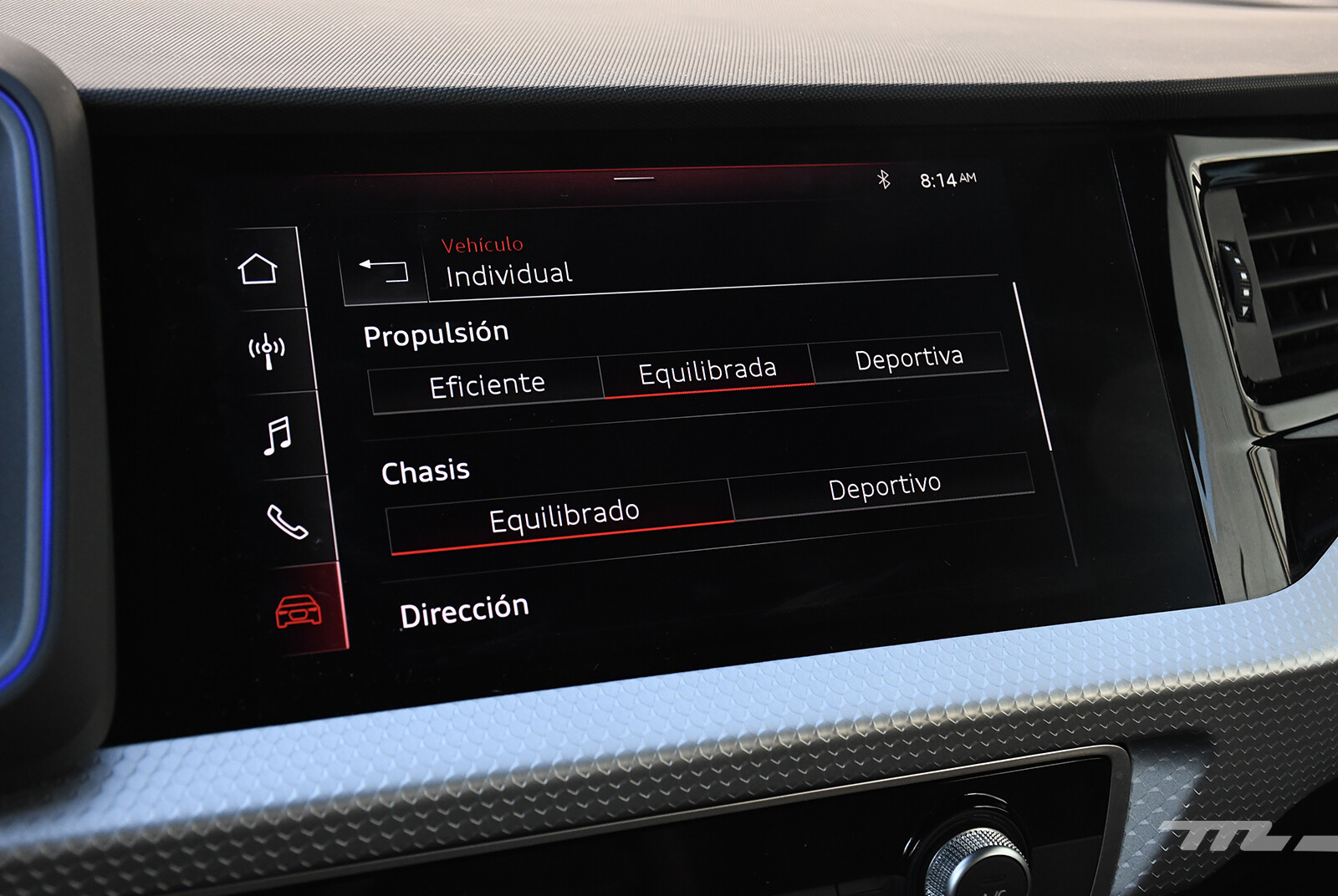 Foto de Audi A1 S-Line (prueba) (27/30)