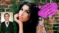 ¡Aleluya! Amy Winehouse sale con un hombre decente
