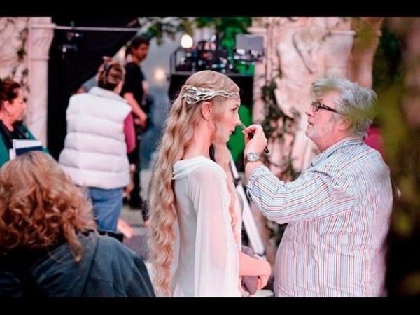 Fotografías del rodaje de El Hobbit