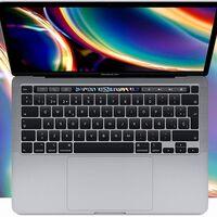En tuimeilibre te dejan el MacBook Pro 2020 de 13 pulgadas por unos ajustados 1.399 euros