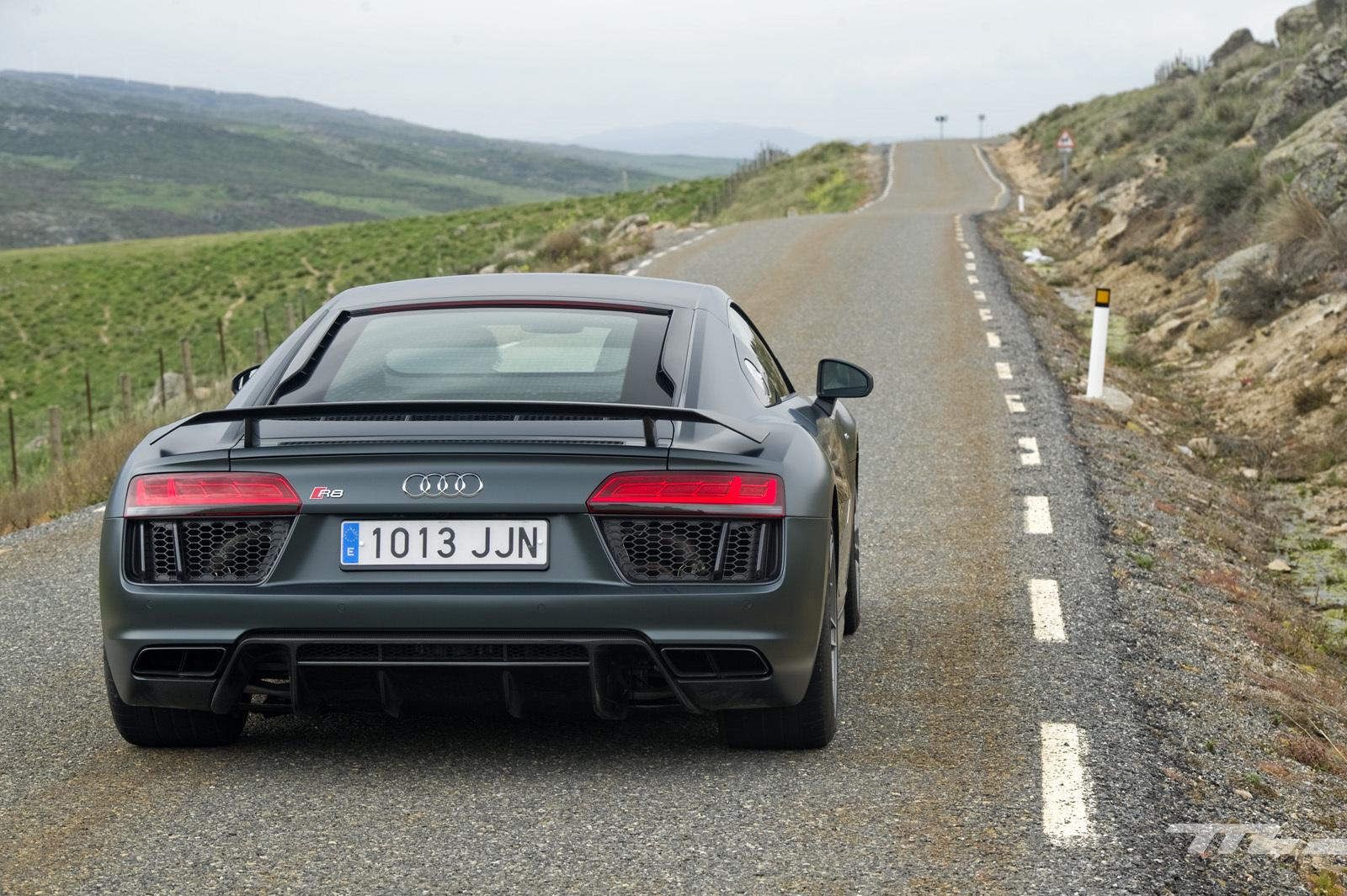 Foto de Audi R8 V10 Plus (prueba) (10/39)