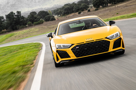 Audi R8 2019 Toma De Contacto 14
