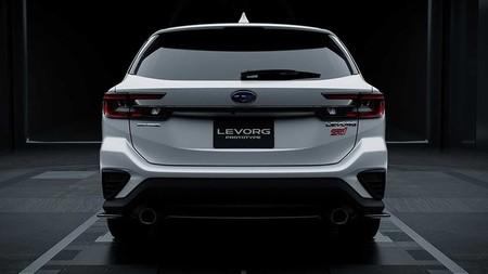 Subaru Levorg STI Sport Prototype