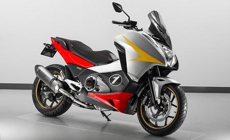 Honda Integra Sport Concept y Honda Integra Touring