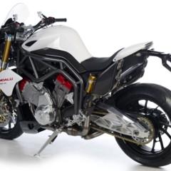 Foto 1 de 10 de la galería fgr-midalu-v6-2500-cc-y-240-cv-para-una-naked en Motorpasion Moto