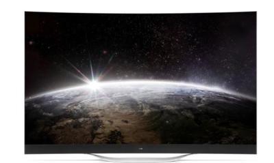 LG ofrece OLED, 4K y pantalla curva en un par de televisores para el gran público
