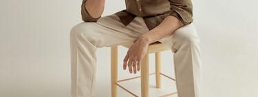 Los pantalones en las rebajas de Pedro del Hierro que mejor estilazo dan y que son ideales para llevar todo el año