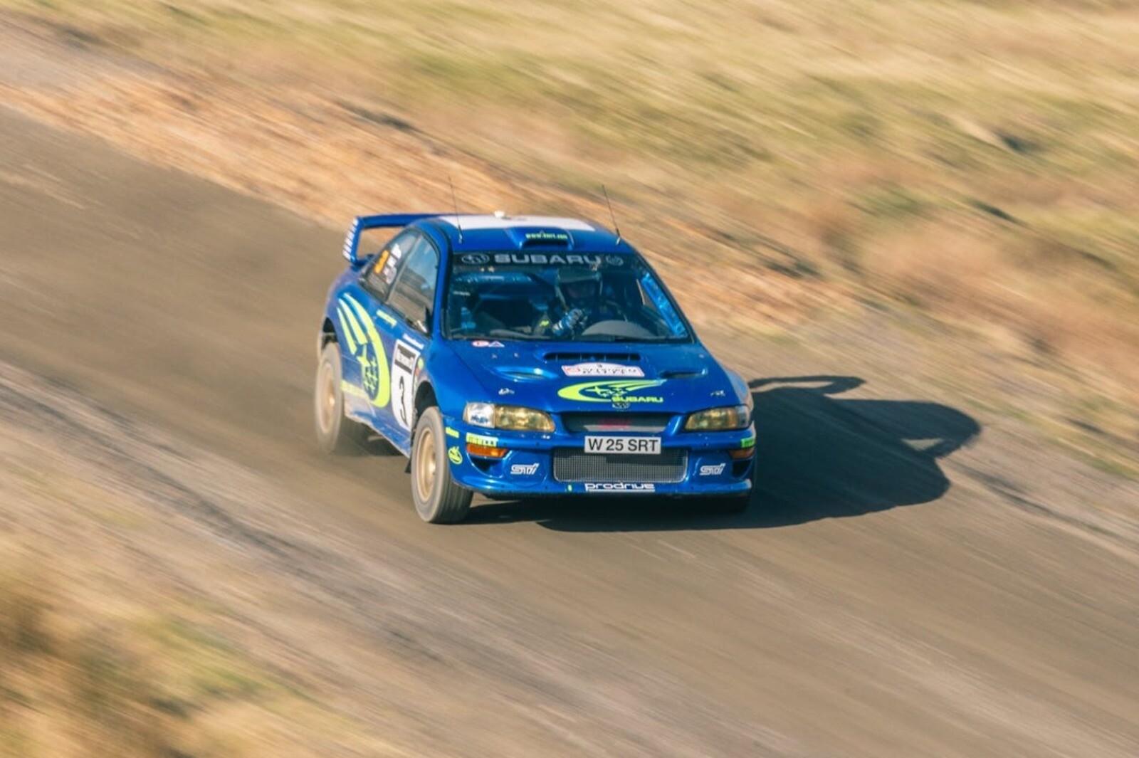 Foto de El Subaru Impreza WRC más caro en la historia (14/17)