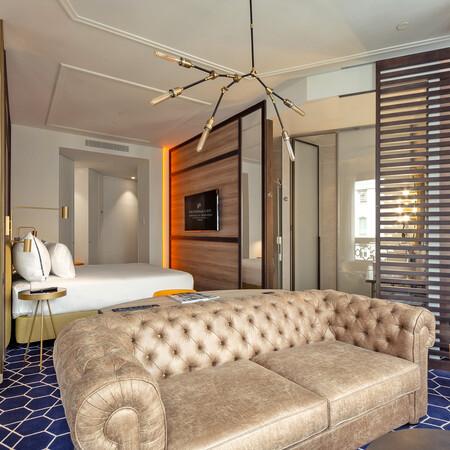 Pestana Cr7 Gran Via Madrid Room Detail 2