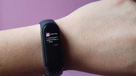 Xiaomi Mi Smartband 4 Impresiones Tres Dias Uso Notificaciones