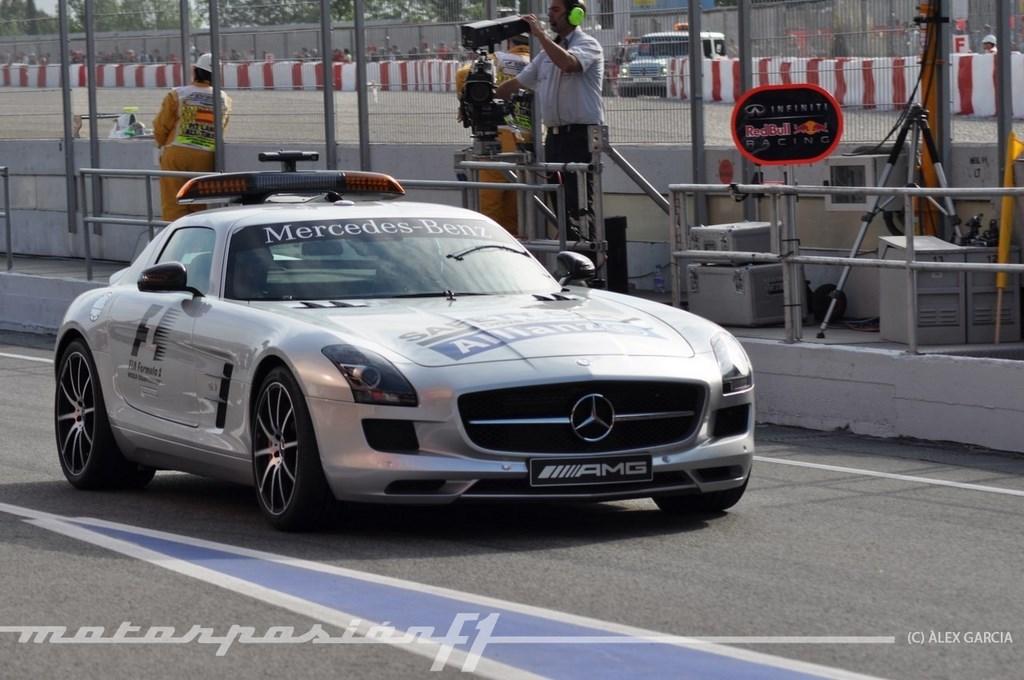 Foto de GP2 2013 Barcelona (53/138)