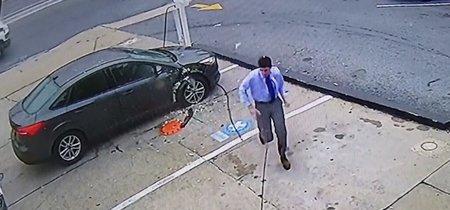 Video, esto sucede cuando inflas de más un neumático de tu vehículo