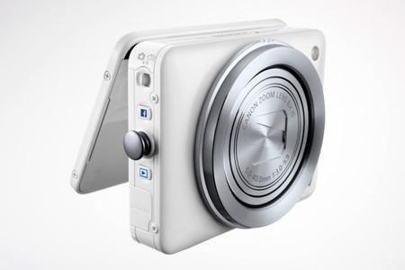 Canon PowerShot N Facebook, una compacta con botón dedicado a la red social