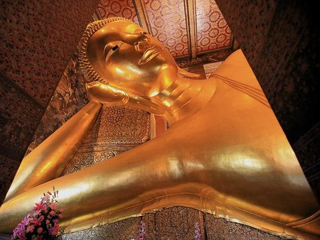 Guía de templos de Bangkok: Wat Pho o Templo del Buda Reclinado