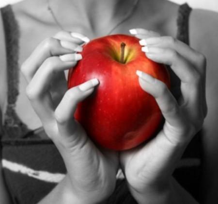 Peeling de manzana
