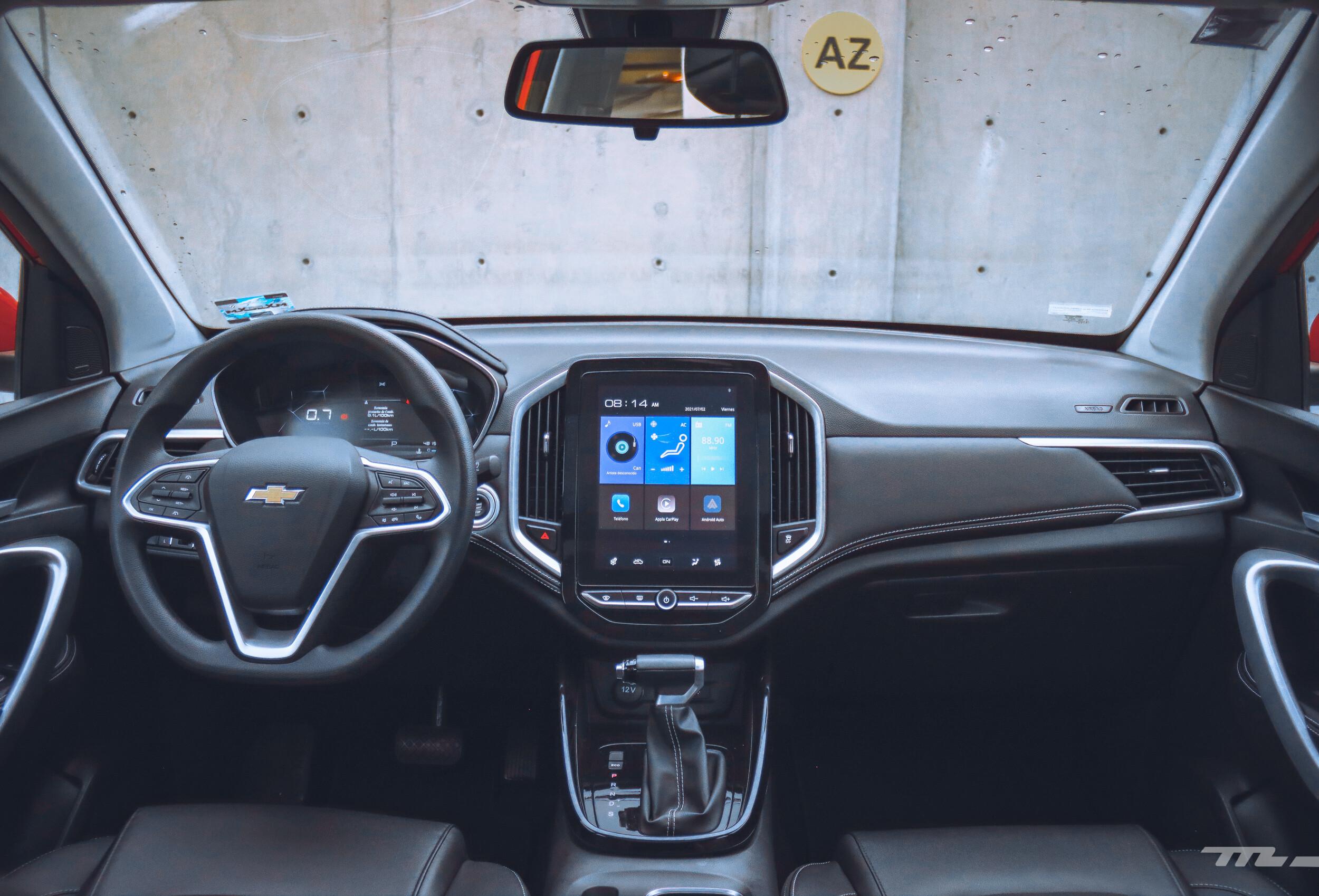 Foto de Chevrolet Captiva 2022 (45/54)