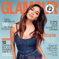 Glamour UK: Nicole Scherzinger