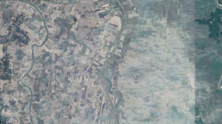 Frontera Bangladesh India