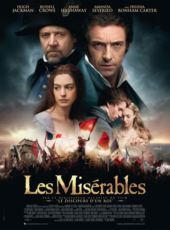 Foto de 'Los Miserables', carteles de la película (11/11)