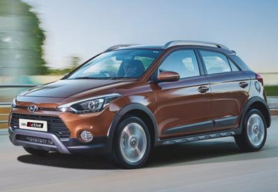 Hyundai i20 Active: el i20 indio se coge un día de campo