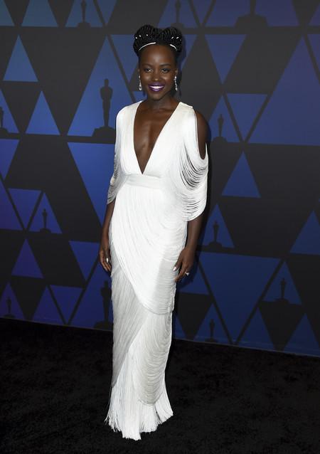 Lupita Nyong O premios gobernador