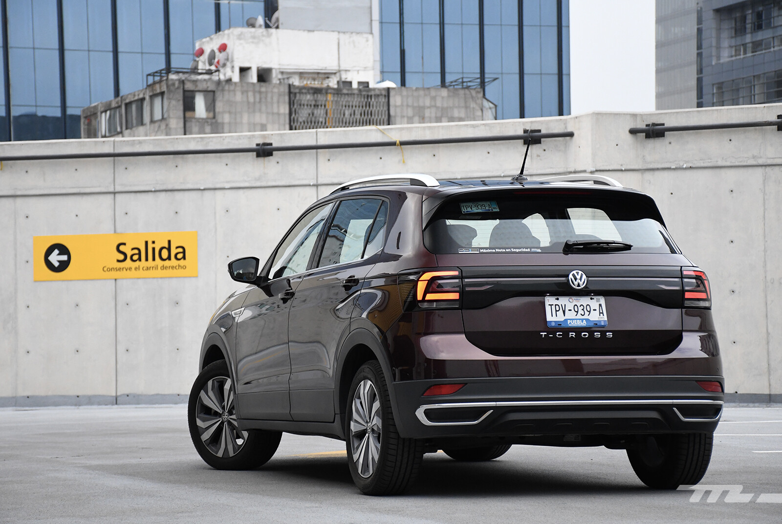 Foto de Chevrolet Tracker vs. Volkswagen T-Cross (comparativa) (22/29)
