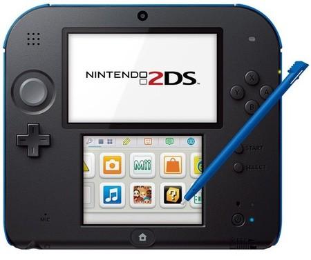 Nintendo anuncia la Nintendo 2DS