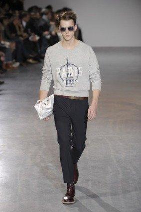 Acne Men, Otoño-Invierno 2011/2012 en la Semana de la Moda de París
