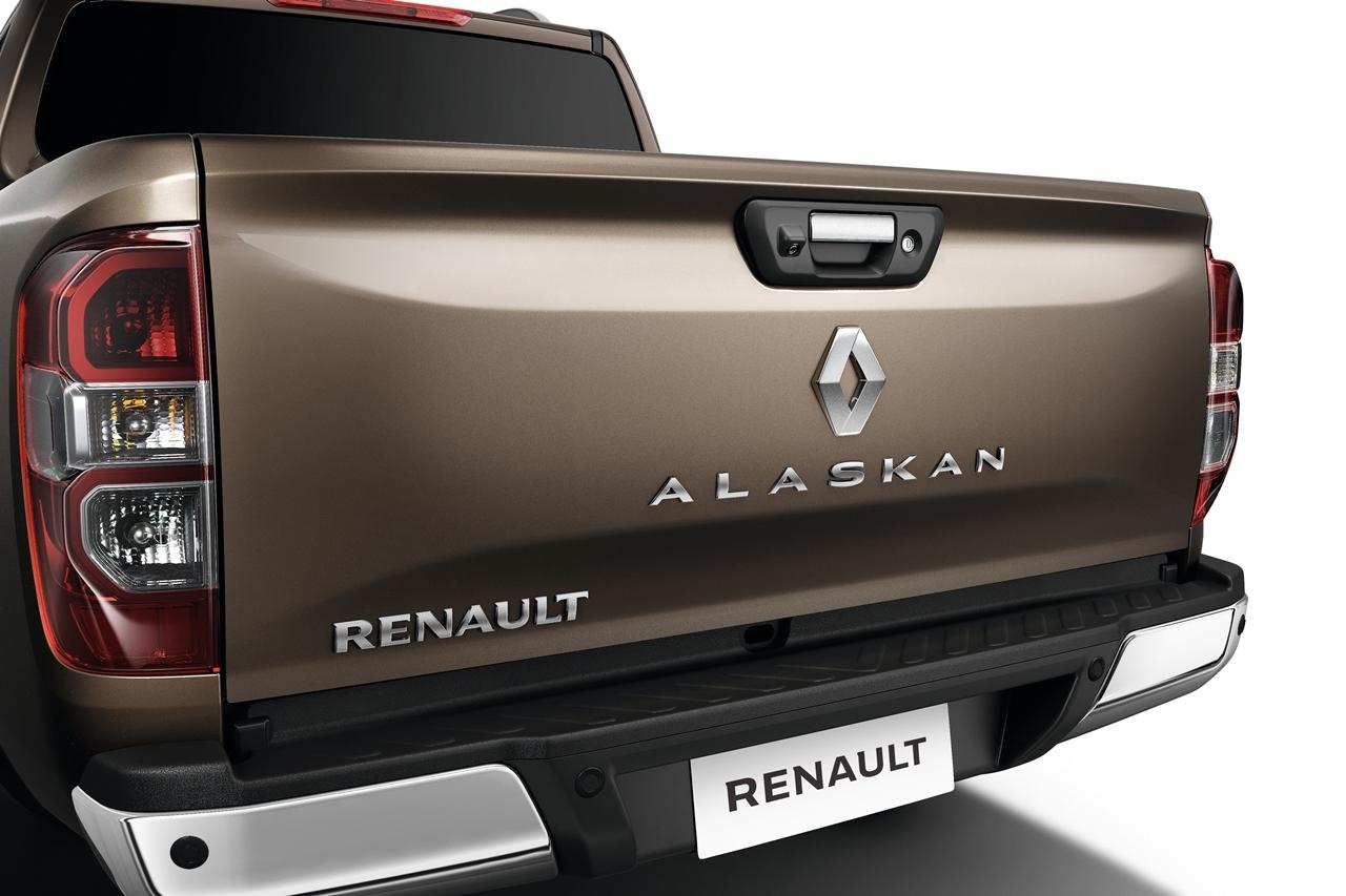 Foto de Renault Alaskan 2016 (10/13)