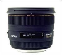 Sigma lanzará al mercado un 50 mm f/1.4