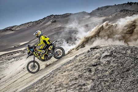 Stefan Svitko Dakar 2018