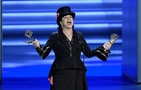 Amy Sherpan Palladino Emmys 2018