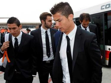 Versace diseña el uniforme oficial del Real Madrid para esta temporada
