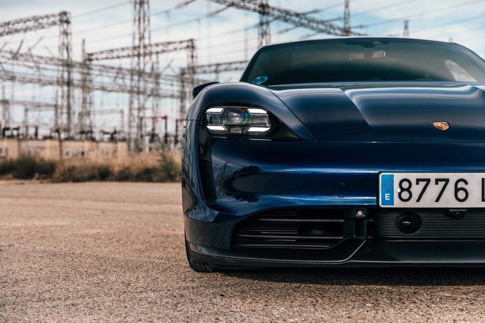 Foto de Porsche Taycan Turbo S (prueba) (22/31)