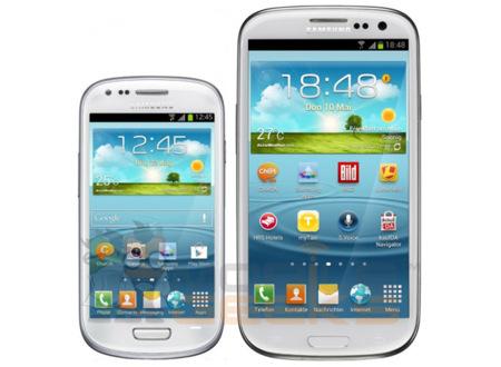 Posibles especificaciones y foto del Samsung Galaxy SIII Mini