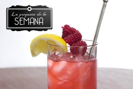 ¿Cuál es tu bebida favorita para refrescarte en verano? La pregunta de la semana