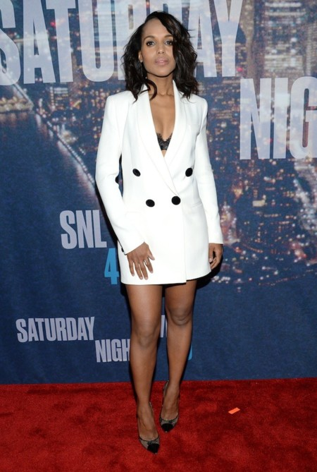 Kerry Washington 40th Snl