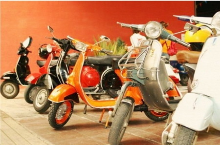Retrovespa, del 7 al 12 de abril en Madrid