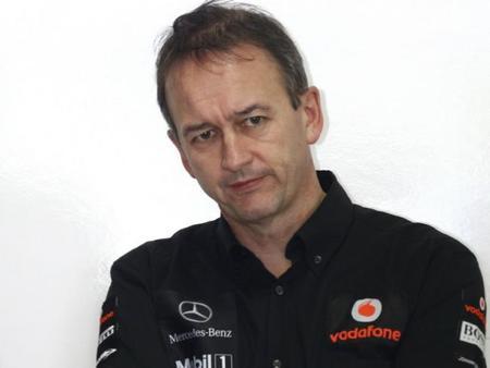 Las finanzas de McLaren no pueden competir con las de MercedesAMG